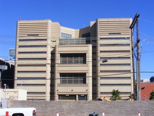 Clark County Detention Center Address