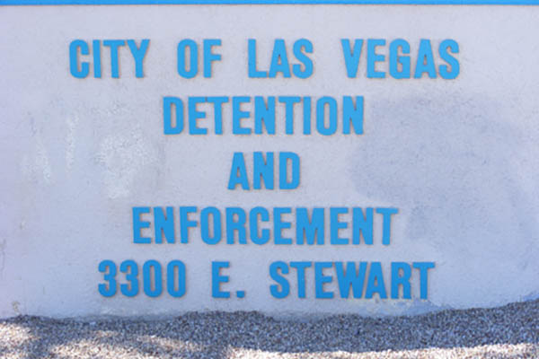 City of Las Vegas Jail Inmate Search - Search for Inmates
